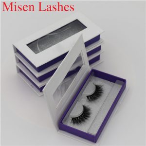 customized box synthetic mink lashes