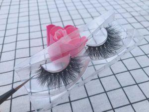 Eyelash Vendors USA Wholesale Mink Lash Vendors 3D 25mm Mink Lashes