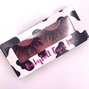 Wholesale Cardboard eyelash packaging vendors