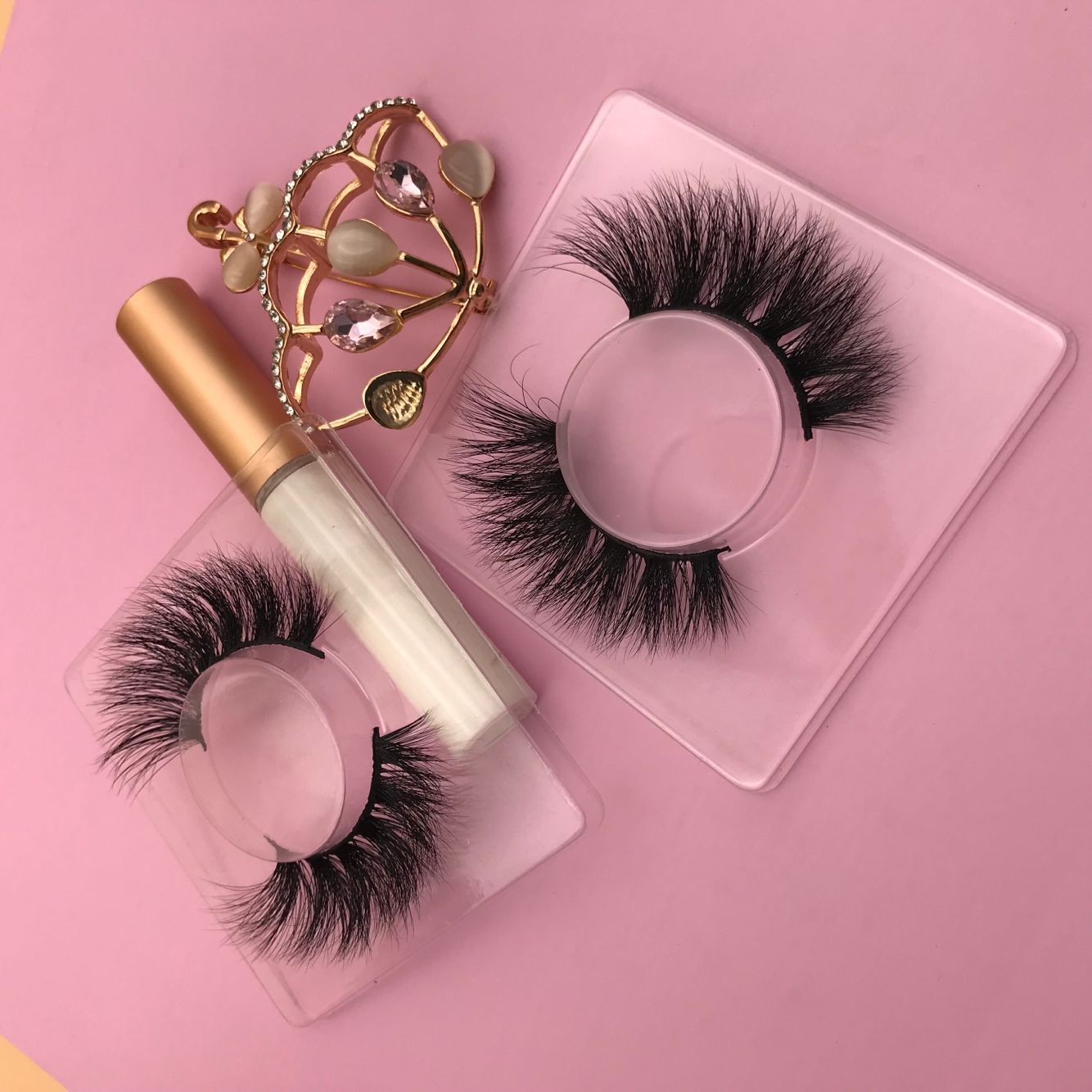 The customers feedback of mink lashes wholesale USA Customers