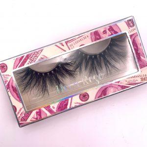 cardboard eyelash packaging