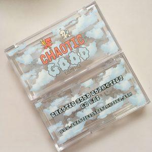 cloud custom lash packaging case