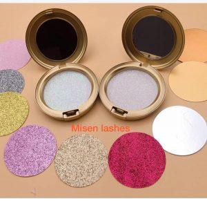 Eyelash Packaging Case With Mrrior