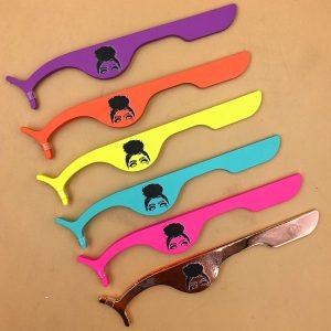 eyelash tweezers wholesale