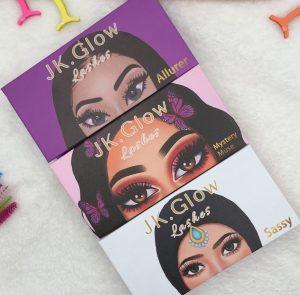 Cartoon eyelash packaging vendors wholesale lash boxes