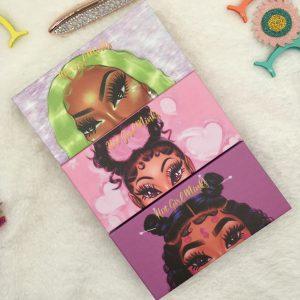 Custom Eyelash Packaging Wholesale Cartoon Lash Boxes Vendors