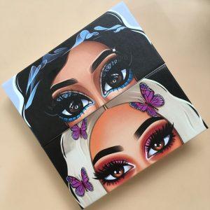 Cartoon Lash Packaging Vendors Custom Eyelash Boxes Wholesale USA