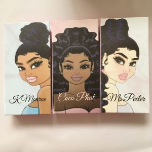 Custom Cartoon eyelash Packaging Vendors