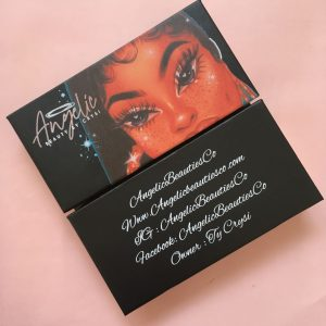How to Create My own lash packaging start eyelash business