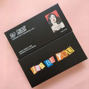 Wholesale eyelash packaging with cartoon logo vendors