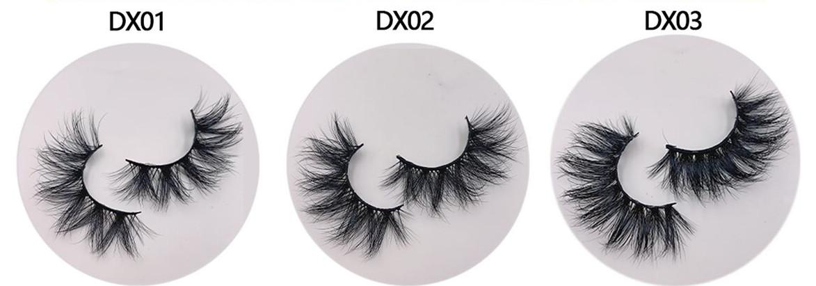 wholesale 20mm mink lashes vendors