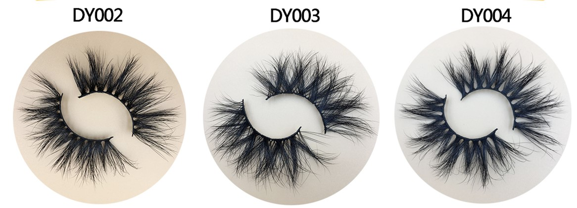 25mm mink lashes vendors