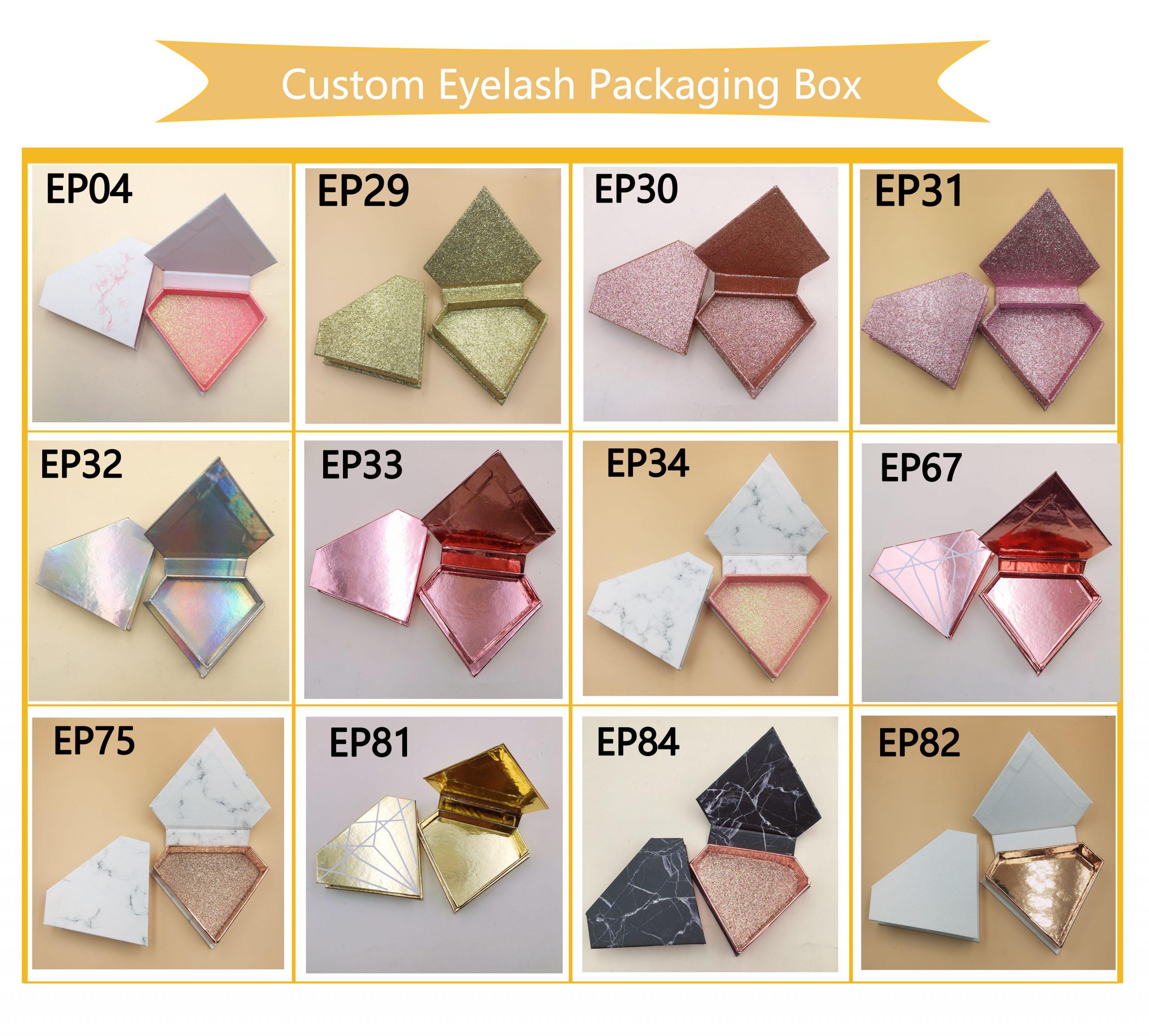 custom lash packaging vendors USA