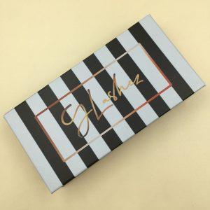 customized lash boxes wholesale eyelash packaging vendors