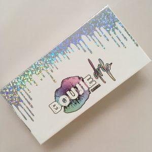 eyelash packagng custom lash boxes