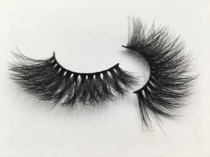 fluffy 25mm mink lashes