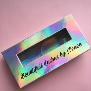 create my own lash packaging box
