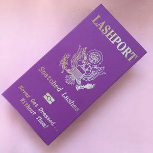 Lashport eyelash packaging custom lash boxes wholesale vendors