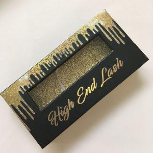 Custom eyelash boxes create my own lash packaging