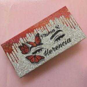 Custom eyelash packaging create my own lash packaging wholesale