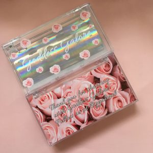 Acrylic Eyelash Packaging Clear Case Wholesale