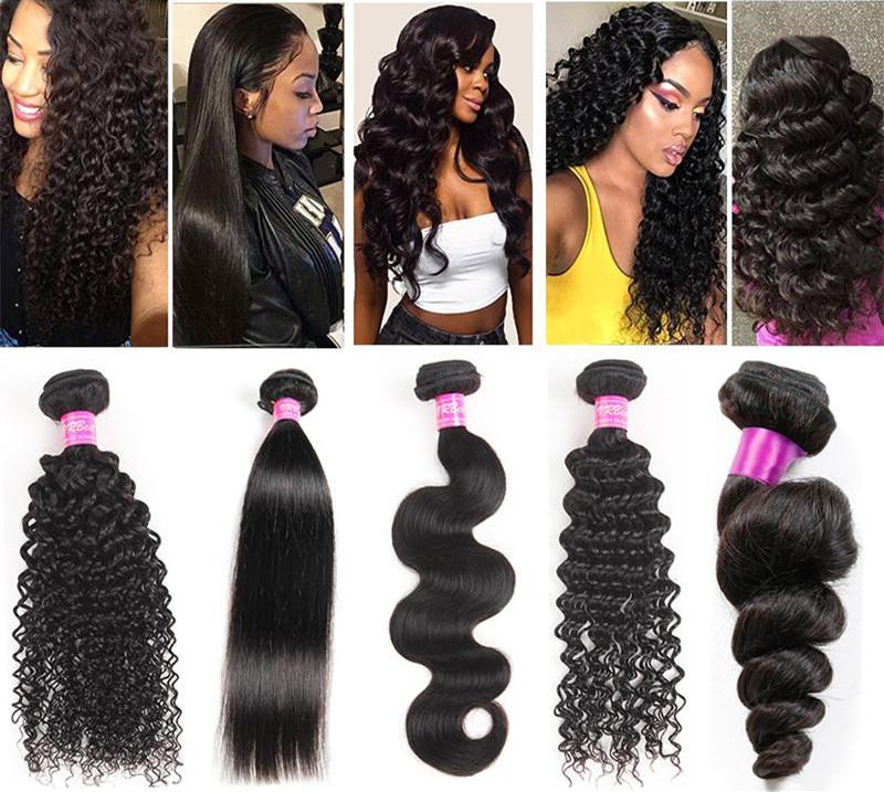 Human Hair weaves wholesale