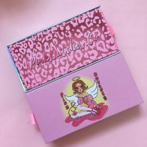 Leopard print Lash packaging boxes wholesale private label eyelashes