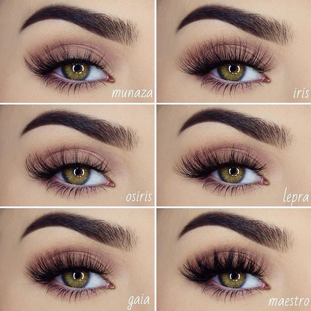 Natural 3d mink lashes whoesale