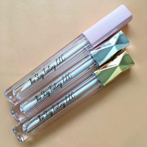 empty lip gloss tube wholesale