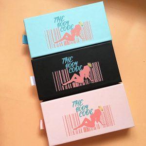 Diy Lash boxes wholesale eyelash packaging customize