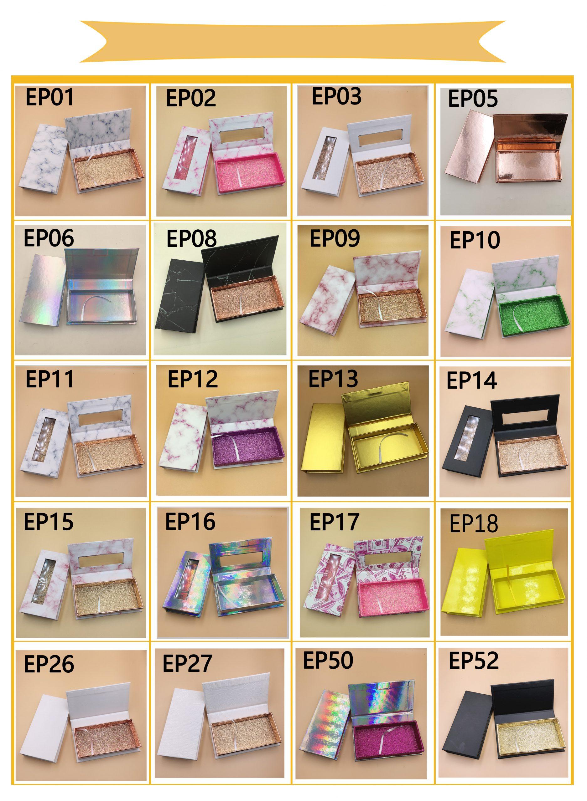Eyelash PackagingWholesale