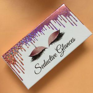 Luxury eyelash packaging vendors