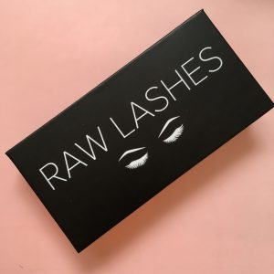 Wholesale eyelashes and custom packaging create your own lash brand