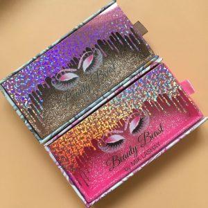 custom eyelash packaging to start your own lash line