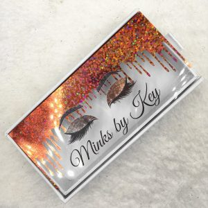Luxury eyelash packaging custom lash boxes with private label